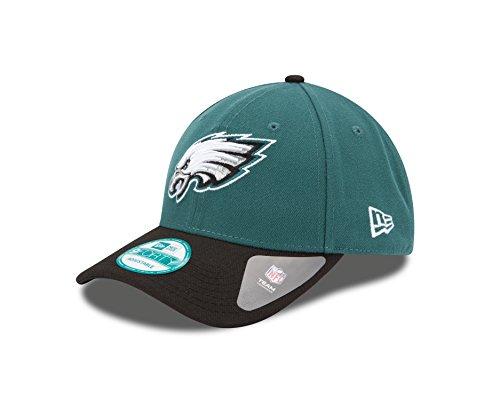 New Era Herren 9Forty Philadelphia Eagles Kappe, Grün, OSFA