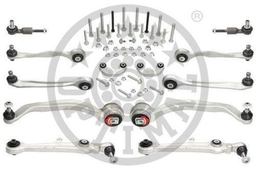 Optimal G8-569 Jeu de bras, suspension de roue