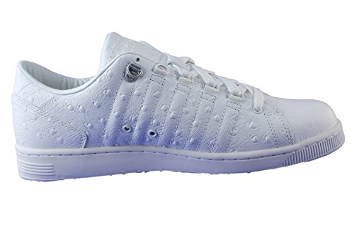 K-Swiss Lozan III M, Baskets Basses Femme white