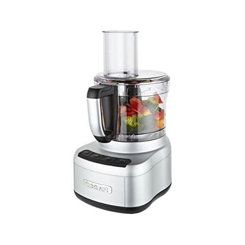 418HSKsI88L. SS500  - Cuisinart Easy Prep Pro | 2 Bowl Food Processor With 1.9L Capacity | Stainless Steel | FP8U