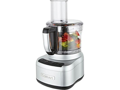 Cuisinart Easy Prep Pro | 2 Bowl Food Processor With 1.9L Capacity | Stainless Steel | FP8U