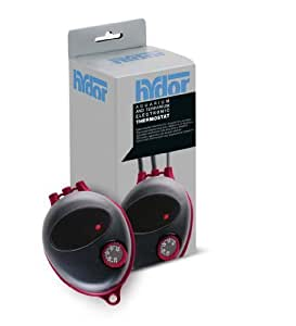 Hydor HYDROSET Electronic Thermostat with Display by Hydor (English Manual)