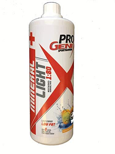 Progenix Mineral Light Flasche 1000 ml Geschmack Johannisbeere -