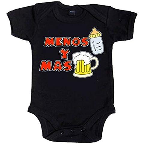 Body bebé Menos biberón y más cerveza