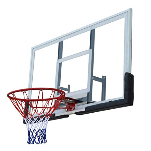 YouYou-YC Basketballständer, Bewegliche Hängende Art Indoor-und Outdoor-Sportarten Schießkorb Durchmesser 137cm (Size : 137 * 81cm)