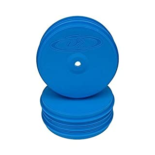 DE Racing -SB-A4C Speedline Buggy Wheels ASC B44.3 Front Blue by DE Racing