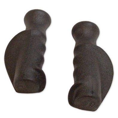 Handgriffe f. Invacare P429/ 2, P452E/ 2, P452E/ 3(Paar), Zubehör für Rollatoren
