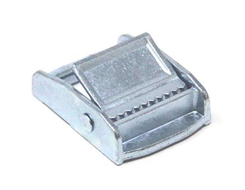 Mareteam Klemmschloss Zurrgurtschloß für 25 mm Gurtband aus Zinkdruckguss