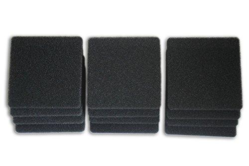 LTWHOME Compatible En Mousse Filtration Convient Rena Filstar xP Filtres Média 723A 20PPI (paquet de 6)