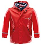 Marinepool Kinder Jacke Drifter Rainjacket Kids, Red, 128/134, 1001144