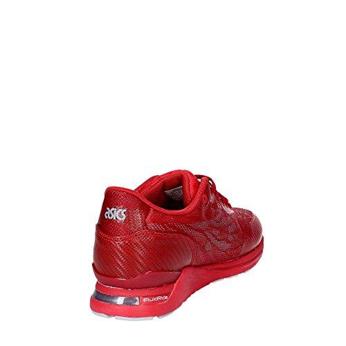 Sneaker Asics Gel Lyte Evo Weiß Rot