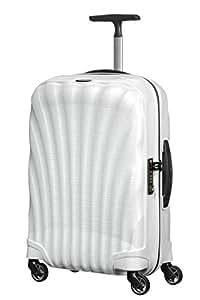 SAMSONITE Cosmolite - Spinner 55/20 Bagage cabine, 55 cm, 36 liters, Blanc (Off White)