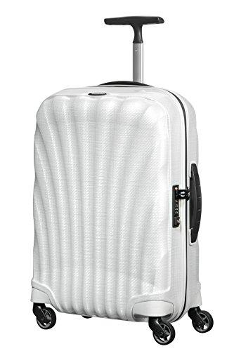 SAMSONITE Cosmolite - Spinner 55/20 Equipaje de mano, 55 cm, 36 liters, Blanco (Off White)