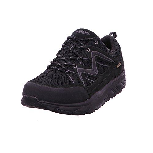 MBT Herren Hodari Gtx Outdoor Fitnessschuhe Black/Black