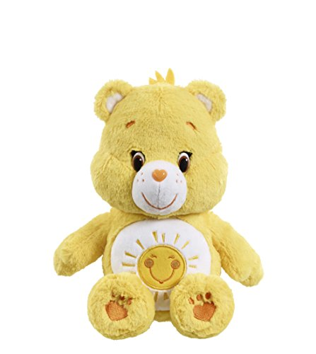 Image of Care Bears Funshine Bear Plush with DVD