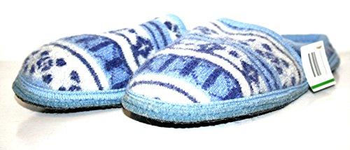 Walkstoff , Chaussons pour femme Bleu Bleu Bleu - Bleu