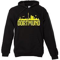 Hoody - Skyline di Dortmund - Felpa con cappuccio