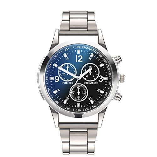 armbanduhren männer Herrenuhr mit Datum Funktion herren Luxusuhren Quarzuhr Edelstahl Zifferblatt Casual Bracele Uhr Armbanduhr Uhren Armbanduhren Herrenarmbanduh EIN