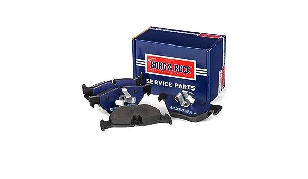 Brake Pads Set BBP1963 Borg /& Beck 34216767148 34216767150 34216773161 Quality