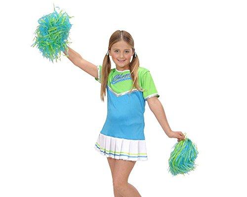 Widmann 41997 Kinderkostüm Cheerleader, (Kinder Für Kostüme Tänzer)