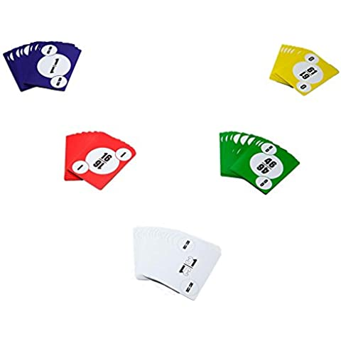 Professional Deck of Bingo Playing Cards by HAYES SPECIALTIES
