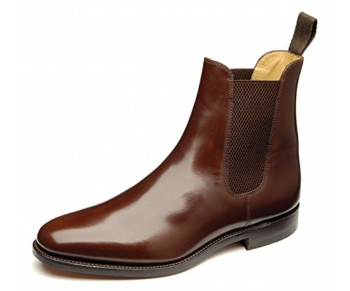 loake-290-mens-chelsea-black-and-brown-polished-leather-boots-9-uk-brown