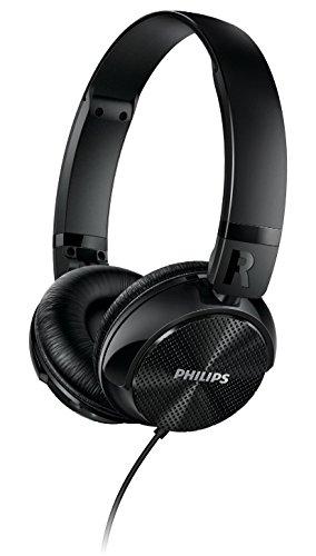 Philips SHL3750NC/00 Noise Cancellation Headphones (Black)