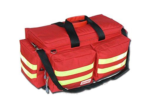 GiMa Smart Bag, groß, Rot Farbe, Notfall, Trauma, Rescue, medical, Erste Hilfe, Krankenschwester, Paramedic Multi Pocket Tasche, 65x 35x 35cm