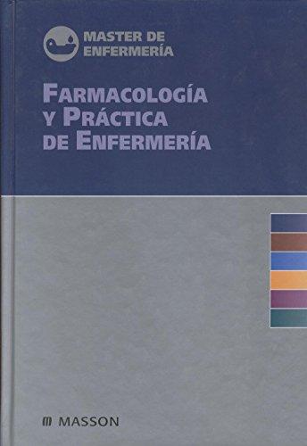 Farmacologia y practica de enfermeria.