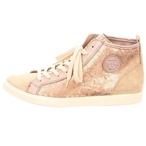 Paul Green 4239057, Sneaker Donna Platino