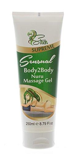 Siren Supreme - Nuru Massage Gel Body2Body - Gleitgel (250ml)