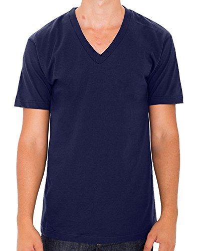 American Apparel Herren T-Shirt Navy