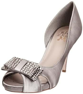 Miss KG Women's Haversham Silver Open Toe 2660663759 4 UK