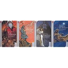 Les Chroniques de Krondor COMPLET en 4 TOMES. 1: Pug, l'apprenti. 2: Milamber, le mage. 3: Silverthorn. 4: Ténèbres sur Sethanon