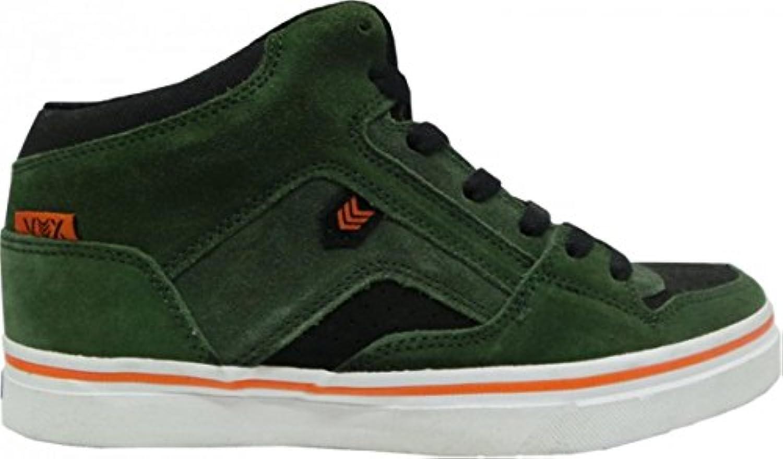 Vox Skate Shoes Push Oyola Olive Orange Black  -