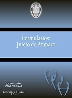 Formularios Juicio de Amparo Descargar ebooks PDF