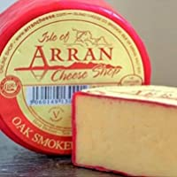 Arran Oak Smoked Cheddar Cheese from Campbells Meat