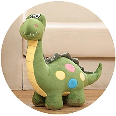 EQLEF® 1 pezzo verde sveglio del dinosauro peluche per il capretto - Sveglio Del Dinosauro