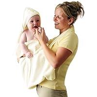 Clevamama Serviette de Bain Bébé - Cape pour Bebe et Enfant