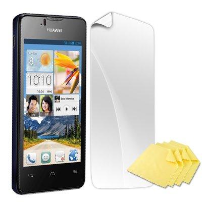numia Bildschirmschutzfolie kompatibel mit Huawei Ascend Y300 Folie Ascend Y300 Schutzfolie Klar