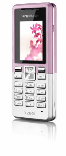 Sony Ericssonn T280i blossom pink Handy Sony Ericsson Pink