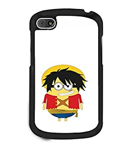 printtech Minions Back Case Cover for BlackBerry Q10