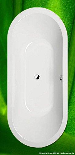 Badewanne VIVA-O 185x80 - 80x175 Badewanne oval