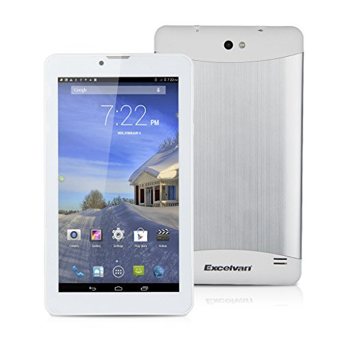 Excelvan ET706 Tablet PC Smartphone Movil 3G Libre (7