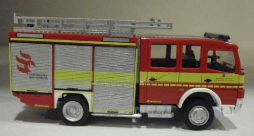 Preisvergleich Produktbild MB Atego LGF Freiw. Feuerwehr Bad Homburg v.d. Höhe, 1:87