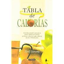 TABLA DE CALORIAS. GRANDE (2005)