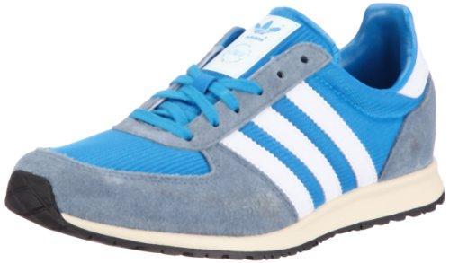 adidas Adistar Racer V22767 Herren Laufschuhe, Blau (pool / white / slate), EU 40 2/3 (UK 7)