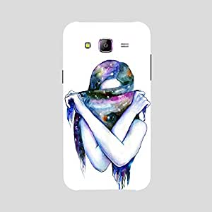 Back cover for Samsung Galaxy J7 Dream Visualizer