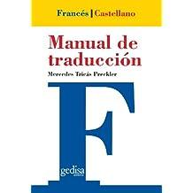 Manual de traducción francés-castellano (Teoria Practica Traduccion)