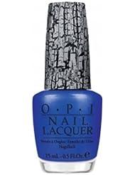 OPI Blue Shatter, 15 ml
